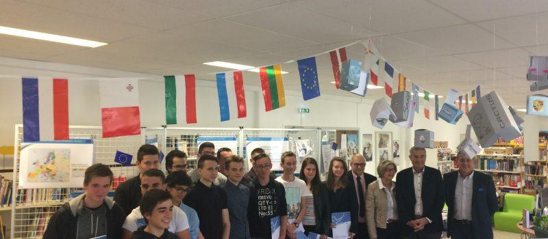 Un lycée tourné vers l'Europe