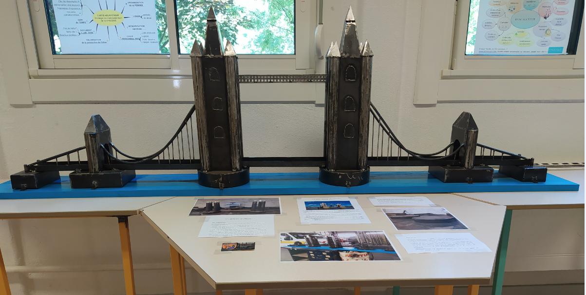 Le Tower Bridge comme objet d'apprentissage…