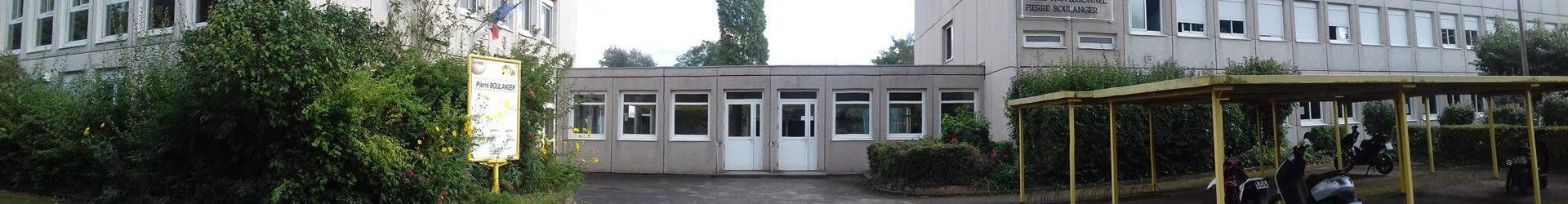 Lycée Pierre Boulanger